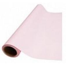 Бумага матовая 50см.*10м. пл.50мкр. Светло-Розовый