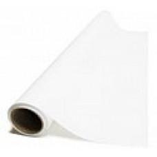 Бумага матовая 50см.*10м. пл.50мкр. Белый
