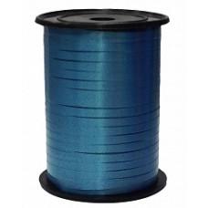 Лента бобина Полипропилен 0,5см*250м карибский голубой