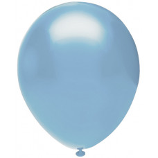 Шар (5''/13 см) Голубой (805), пастель, 100 шт. Орбиталь