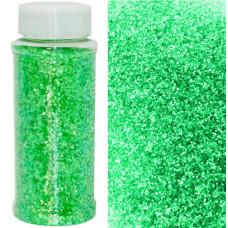 Конфетти фольга, Шестиугольники, Изумрудно-зеленый, 90 гр.