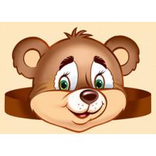 "Корона ""Медведь"" 1 шт."