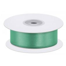 Лента атласная (5 см*22,85 м) Зеленый, 1 шт.