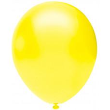 Шар (5''/13 см) Желтый (802), пастель, 100 шт. Орбиталь