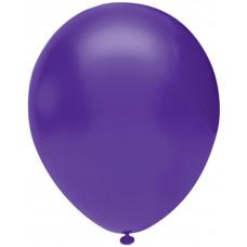 Шар (5''/13 см) Фиолетовый (810), пастель, 100 шт. Орбиталь