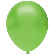 Шар (5''/13 см) Светло-зеленый (813), пастель, 100 шт. Орбиталь