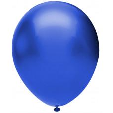 Шар (5''/13 см) Синий (904), металлик, 100 шт. Орбиталь