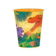 "Стаканы пластик. ""Динозавры"" 473мл"