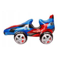 Шар (24''/61 см) Ходячая Фигура, Гоночная машина, Синий, 1 шт. в упак. Falali
