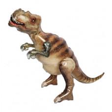 Шар (51''/130 см) Ходячая Фигура, Динозавр Тираннозавр, 1 шт. в упак. Falali