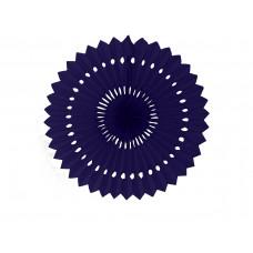 """Декоративное бумажное украшение 45см """"Фанты"""" фиолетовый"""