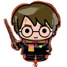 Шар (27''/69 см) Фигура, Гарри Поттер, 1 шт. в упак. Anagram