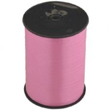 Лента бобина Полипропилен 0,5см*500м розовый