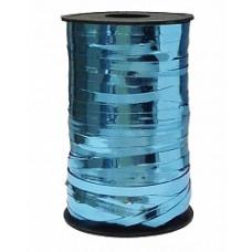 Лента Металл бобина 0,5см*250м голубой