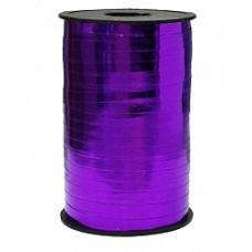 Лента Металл бобина 0,5см*250м фиолетовый