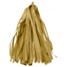 Гирлянда Тассел, Золото, 35*12 см, 12 листов