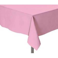 Скатерть, Розовый, 137*183 см, 1 шт.