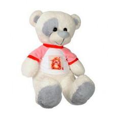 """Мягкая игрушка """"Медвежонок Тишка"""" В75см"""