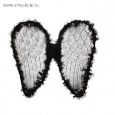 """Карнавальные крылья """"Ангел"""""""