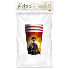 Стаканы (250 мл) Harry Potter, 6 шт.