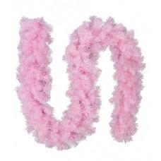 Гирлянда 240 веток 2,7 м розовая
