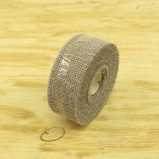 Лента мешковина 50-01 Серый 5.0см*10м