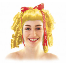 "Парик ""Принцесса"" Блондинка Веселуха"