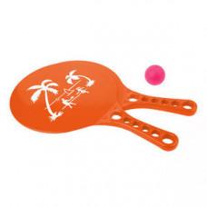 Набор для игры в пляжный пинг-понг 36*21.5см 2 ракетки и мячик