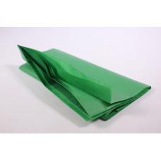 Бумага тишью влагостойкая 40/45 зелёный 100смх10м