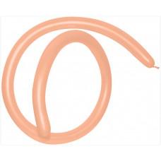 ШДМ (1''/3 см) Персиковый (060), пастель, 100 шт. Sempertex