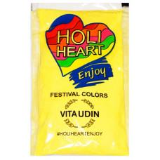 Краска Холи, Желтый, 120 гр.