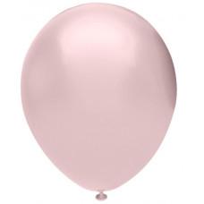 Шар (12''/30 см) Нежно-розовый (927), металлик, 50 шт. Орбиталь