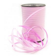 Лента (0,5 см*500 м) Пудровый/Розовый, 1 шт.