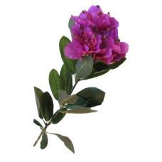 """Цветок искусственный 79см """"Альстромерия"""" фиолетовый"""