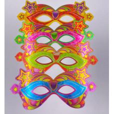 Маска карнавальная, картон, в ассортименте