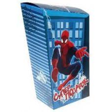 """Сборная коробка-конфета  1шт 14*22 """"Супер подарок"""" Человек паук  1123172/2"""
