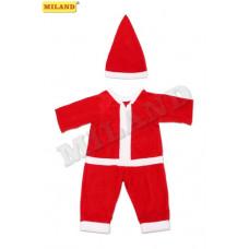 """Карн. костюм д/мальчика """"Дед Мороз"""" 69-79см, 6-12 мес."""