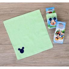 """Полотенце в открытке """"Микки Маус и его друзья"""" 30*30см"""