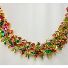 Декоративное фольгированное украшение 200 см.
