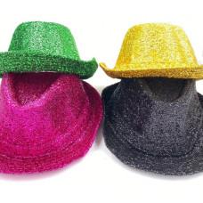 """Шляпа """"Блеск"""" в ассортименте"""