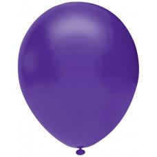 Шар (10''/25 см) Фиолетовый (810), пастель, 100 шт. Орбиталь