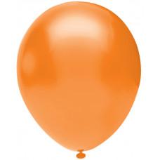Шар (10''/25 см) Оранжевый (816), пастель, 100 шт. Орбиталь