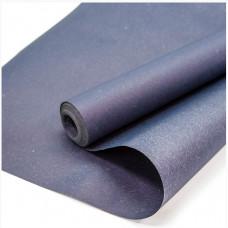 Упаковочная бумага, Крафт 70гр (0,7*10 м) Синий, 1 шт.