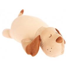 "Мягкая игрушка 35см ""Собачка Лежебока"" жёлтый"