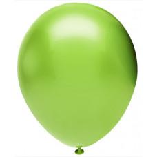 Шар (12''/30 см) Светло-зеленый (913), металлик, 50 шт. Орбиталь