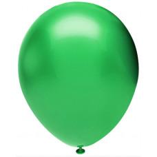 Шар (12''/30 см) Зеленый (912), металлик, 50 шт. Орбиталь