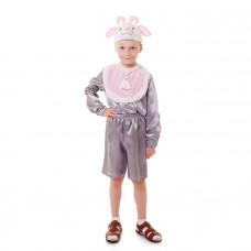 """Карн. костюм """"Барашек"""" (рубашка, шорты, манишка, шапка) 104см"""