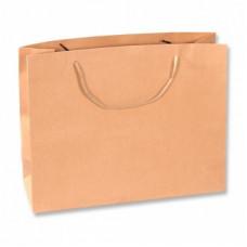 Пакет подарочный, Крафт, 50*38*12 см, 1 шт.
