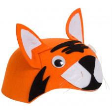 Шляпа из фетра, Тигр