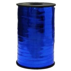 Лента металлизированная (0,5 см x 250 м) Синий
